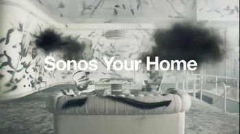 Sonos Play: 5 TV Spot, 'Explosions' Song by Band of Skulls