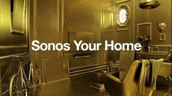 Sonos Playbar TV Spot, 'Gold' - Thumbnail 9