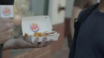 Burger King Chicken Nuggets TV Spot, 'Street Interview' - Thumbnail 4
