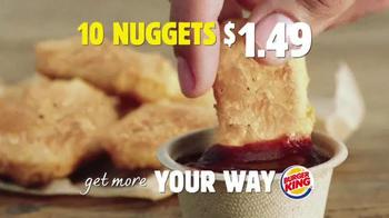 Burger King Chicken Nuggets TV Spot, 'Street Interview' - Thumbnail 9