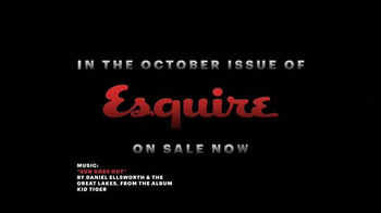 Esquire Magazine October 2014 TV Spot, 'Who Made You the Man You Are?' - Thumbnail 10