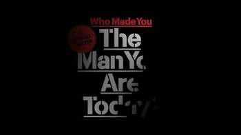 Esquire Magazine October 2014 TV Spot, 'Who Made You the Man You Are?' - Thumbnail 3
