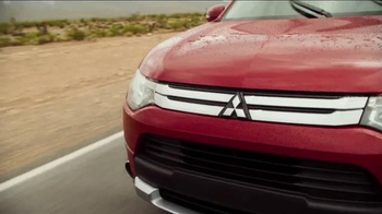2015 Mitsubishi Outlander Sport TV Spot, 'Find Your Own Lane' - Thumbnail 1