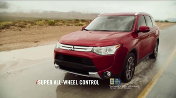 2015 Mitsubishi Outlander Sport TV Spot, 'Find Your Own Lane' - Thumbnail 2