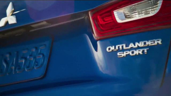 2015 Mitsubishi Outlander Sport TV Spot, 'Find Your Own Lane' - Thumbnail 3