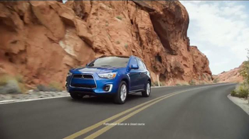 2015 Mitsubishi Outlander Sport TV Spot, 'Find Your Own Lane' - Thumbnail 4
