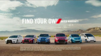 2015 Mitsubishi Outlander Sport TV Spot, 'Find Your Own Lane' - Thumbnail 7