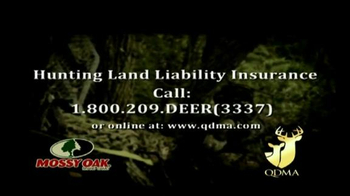 QDMA TV Spot, 'Hunting Land Liability Insurance' - Thumbnail 9