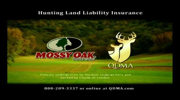 QDMA TV Spot, 'Hunting Land Liability Insurance' - Thumbnail 4