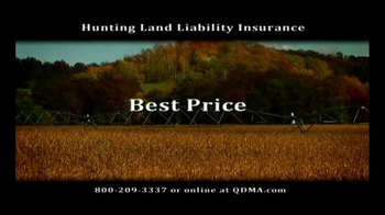 QDMA TV Spot, 'Hunting Land Liability Insurance' - Thumbnail 5