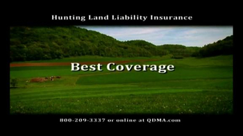 QDMA TV Spot, 'Hunting Land Liability Insurance' - Thumbnail 6