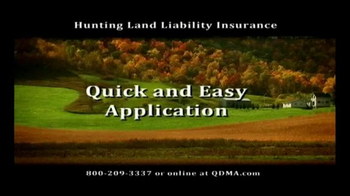 QDMA TV Spot, 'Hunting Land Liability Insurance' - Thumbnail 7