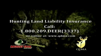 QDMA TV Spot, 'Hunting Land Liability Insurance' - Thumbnail 8