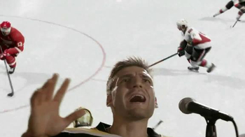 EA Sports NHL 15 TV Spot, 'Bergeron's Feelings' Featuring Patrice Bergeron - Thumbnail 4