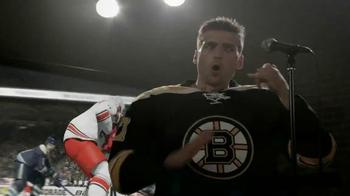 EA Sports NHL 15 TV Spot, 'Bergeron's Feelings' Featuring Patrice Bergeron - Thumbnail 6