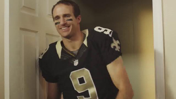 BiggShots TV Spot Featuring Drew Brees - 3 commercial airings