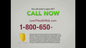 Gold Shield Group TV Spot, 'Testosterone Warning' - Thumbnail 10