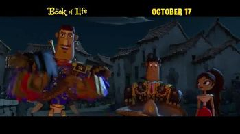 The Book of Life - Alternate Trailer 24