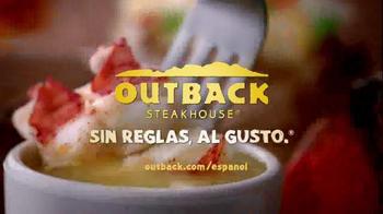 Outback Steakhouse Filete y Cangrejo TV Spot, 'Están de Vuelta' [Spanish] - Thumbnail 9