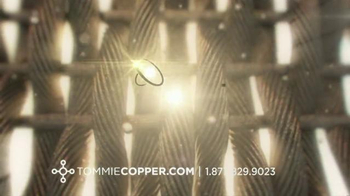 Tommie Copper TV Spot, 'The Story Behind Tommie Copper' - Thumbnail 4