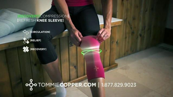 Tommie Copper TV Spot, 'The Story Behind Tommie Copper'