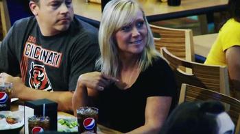 Pepsi Press Conference TV Spot, 'Buffalo Wild Wings' Featuring Andy Dalton - Thumbnail 5