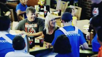 Pepsi Press Conference TV Spot, 'Buffalo Wild Wings' Featuring Andy Dalton - Thumbnail 8