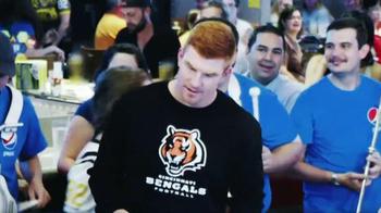 Pepsi Press Conference TV Spot, 'Buffalo Wild Wings' Featuring Andy Dalton - Thumbnail 9
