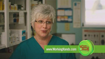 O'Keeffe's Working Hands TV Spot, 'Guaranteed Relief' - Thumbnail 9