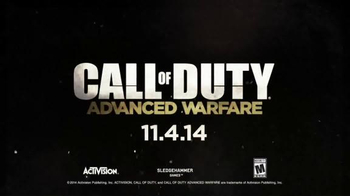 Call of Duty: Advanced Warfare TV Spot, 'First to Fight' - Thumbnail 10