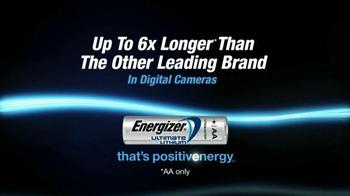 Energizer Ultimate Lithium TV Spot, 'Longest Lasting' - Thumbnail 10