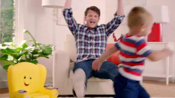 Fisher Price Smart Stages Chair TV Spot, 'Advance Imagination' - Thumbnail 10