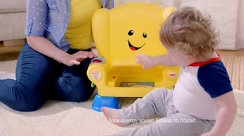 Fisher Price Smart Stages Chair TV Spot, 'Advance Imagination' - Thumbnail 3