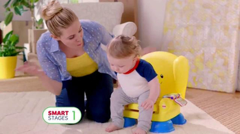 Fisher Price Smart Stages Chair TV Spot, 'Advance Imagination' - 2242 commercial airings