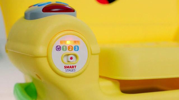 Fisher Price Smart Stages Chair TV Spot, 'Advance Imagination' - Thumbnail 5