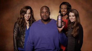 Gold Bond Men's Lotion TV Spot, 'Bees & Honey' Featuring Shaquille O'Neal