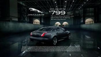 2014 Jaguar XJ TV Spot, 'British Intel' Featuring Nicholas Hoult - Thumbnail 9