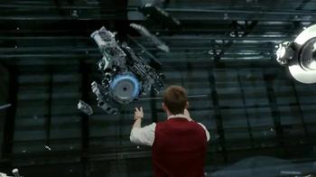 2014 Jaguar XJ TV Spot, 'British Intel' Featuring Nicholas Hoult - Thumbnail 5