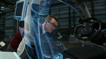 2014 Jaguar XJ TV Spot, 'British Intel' Featuring Nicholas Hoult - Thumbnail 6