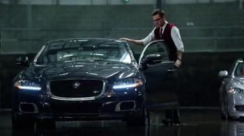 2014 Jaguar XJ TV Spot, 'British Intel' Featuring Nicholas Hoult - Thumbnail 7