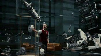 2014 Jaguar XJ TV Spot, 'British Intel' Featuring Nicholas Hoult - 2010 commercial airings