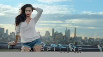 Maybelline New York Color Sensational The Creamy Mattes TV Spot - 4238 commercial airings