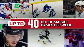NHL Center Ice TV Spot, 'Every Night of the Season'
