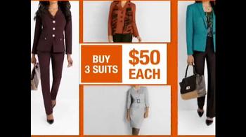 K&G Fashion Superstore Semi-Annual Dress Event TV Spot, 'Fall Suits' - Thumbnail 4