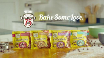Nestle Tollhouse DelightFulls TV Spot, 'Bake the World a Better Place' - Thumbnail 10