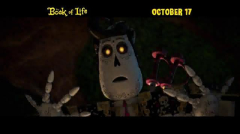 The Book of Life - Alternate Trailer 15