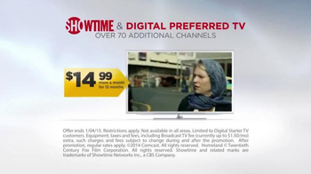 XFINITY Showtime TV Spot, 'Homeland' - Thumbnail 9