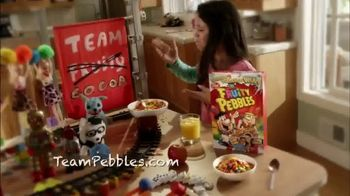 Fruity Pebbles TV Spot, 'Crazy Contraption'