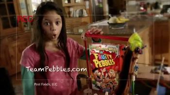 Fruity Pebbles TV Spot, 'Crazy Contraption' - Thumbnail 1