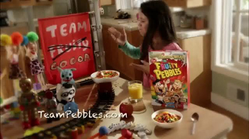 Fruity Pebbles TV Spot, 'Crazy Contraption' - 1560 commercial airings